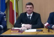 Prefectul județului Olt, Florin Homorean